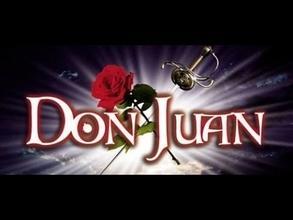 Casting chanteuses et chanteurs pour le spectacle musical Don Juan de Félix Gray