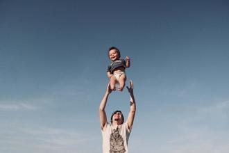 Casting comédien typé maghrébin avec bébé pour tournage publicité marque de lait infantile