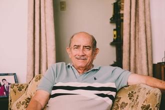 Casting figurant homme entre 65 et 70 ans pour shooting photo et vidéo