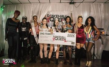 Recherche danseuses Ragga Dance-hall pour concours national Dancehall Queen France