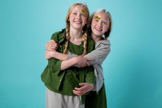 Casting jumelle entre 6 et 8 ans pour être silhouette dans film