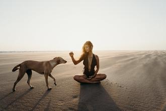 Casting femme entre 19 et 25 ans avec chien pour tournage long métrage