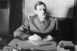 Cherche homme ressemblant à Charles De Gaulle pour reconstitution historique