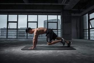 Casting silhouette homme athlétique pour publicité
