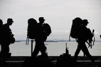 Casting homme pour jouer militaire dans sérieTV