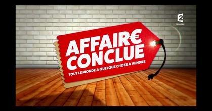 Recherche candidats H/F pour émission Affaire conclue sur France 2