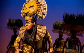 Le spectacle du Roi Lion lance les auditions pour comédiens, chanteurs et danseurs H/F