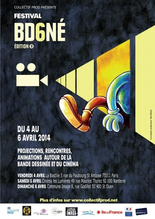 Le Festival BD6Né, un festival déjanté à ne pas rater !