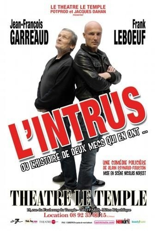 L'intrus avec Franck Leboeuf