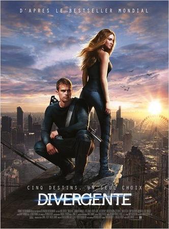 Divergente, une avalanche d'action, d'aventure, de danger et d'amour