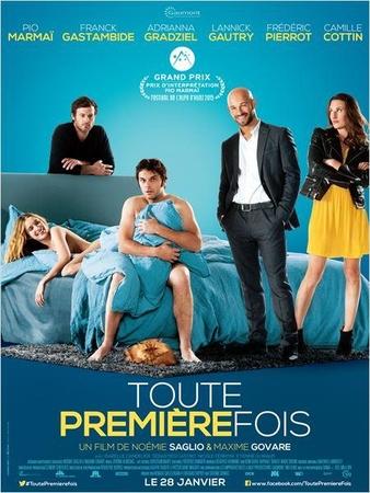 Camille Cottin et Pio Marmai dans Toute Première Fois, une bouffée d'air frais dans le cinéma français