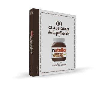Grégory Cohen a eu la brillante idée d'écrire un livre de recettes pâtissières au Nutella, ça tombe à pic pour ce deuxième confinement !