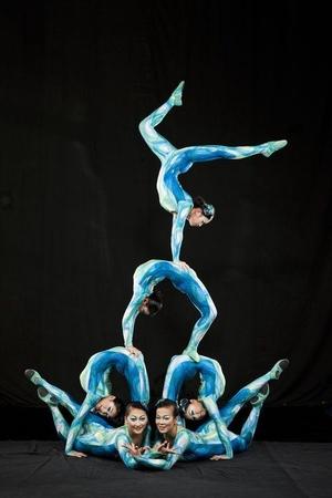 Dralion ( Cirque du Soleil ) un spectacle merveilleux avec Casting.fr