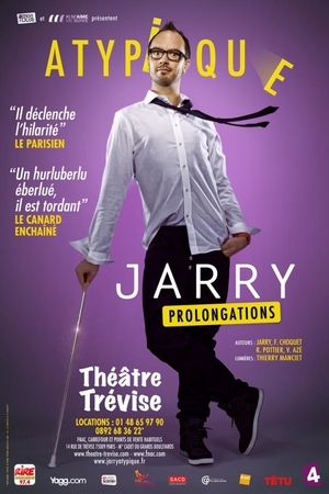 """""""Atypique"""", un spectacle fou autour d'un Jarry drôle, surprenant et attendrissant !"""