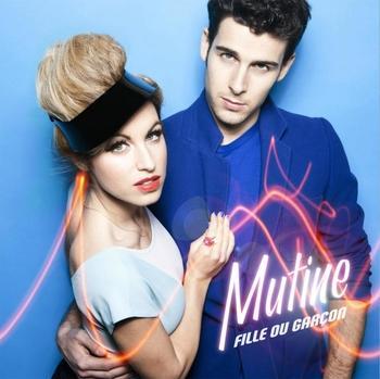 """Mutine: Le nouveau single à ne pas manquer! """"Pose tes mains"""""""