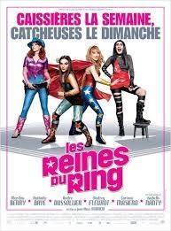 """""""Les reines du Ring"""" un film plein d'humour avec Nathalie Baye et Marilou Berry !"""