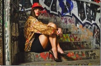 """Evaanz"" la talentueuse chanteuse de la scène urbaine française !"