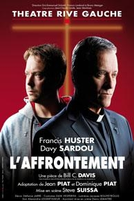 L'affrontement,adaption de Jean Piat et Dominique Piat à partir de 28 Avril,Théâtre Rive Gauche