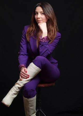"""Cyrielle Sarah Cohen, l'animatrice TV, devient auteur avec son ouvrage intimiste et personnel """"Mais t'étais où"""" ? Voici une rencontre comme on les aime ..."""