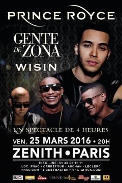 Ne manquez pas l'événement musical des Caraïbes et d'Amérique latine au Zénith de Paris!