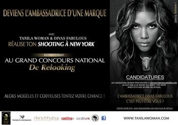 Grand concours national de Relooking Divas Fabulous 2014 en Partenariat avec Casting.fr !