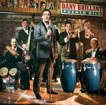 Dany Brillant en concert au casino de Paris