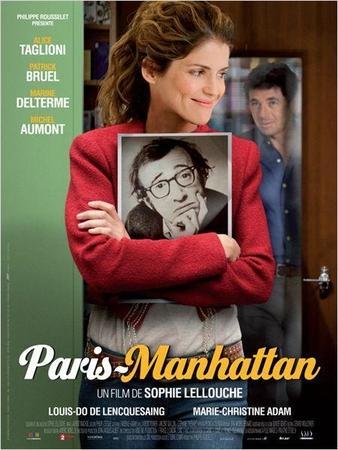 """""""Paris-Manhattan"""" avec Alice Taglioni et Patrick Bruel !"""