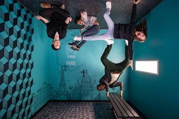 Bienvenue dans le monde incroyable des illusions: le Musée de L'Illusion a réouvert!