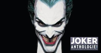 Joker Anthologie : retour sur 75 ans de crime, avec le sourire !