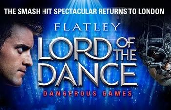 Après 20 ans de succès planétaire, Michael Flatley lance le DVD Lord of the Dance