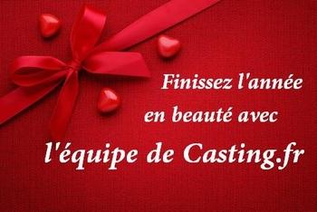 Vous êtes membre VIP? Vous postulez aux castings? L'équipe de casting.fr vous invite au Bal Rock pour fêter la fin d'année avec des cadeaux VIP!