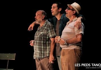 """""""Les Pieds Tanqués"""" de Philippe CHUYEN: une rétrospective d'un fait historique celui de la guerre d'Algérie"""