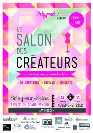 Participez au salon ART'Smod comme visiteur ou mannequin!