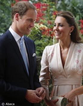 Kate Middleton et le Prince William attendent leur premier enfant !