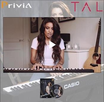 L'union de Tal et Casio France, un DVD pratique et innovant !