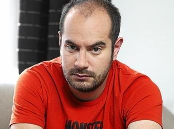 Casting pour le Montreux Comedy Festival aux cotés de Kyan Khojandi !