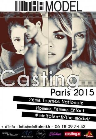 Casting.fr vous fais un rapport détaillé de la seconde tournée The Model