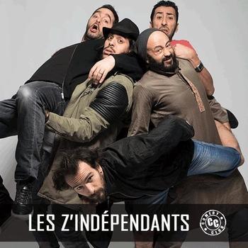 Le Comedy Club nous régale avec les Z'indépendants, la comédie de tous les possibles.