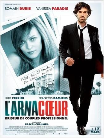 """Gagnez vos places de cinéma pour """"l'Arnacoeur"""""""