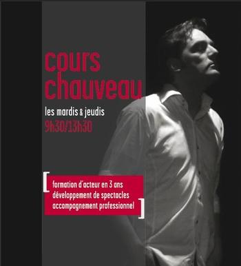 Le Cours Chauveau fait sa rentrée pour l'année 2012/2013, les inscriptions sont possibles jusqu'en décembre! Attention effectif limité.