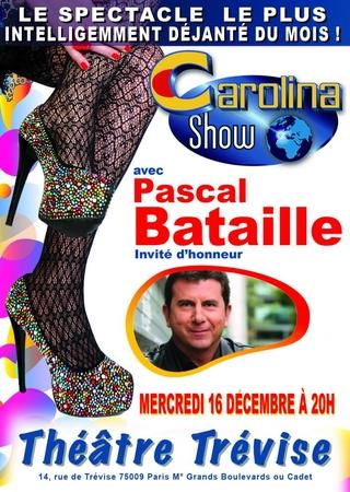 Le Carolina Show revient au Théâtre de Trévise