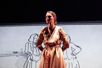 """""""La folle et inconvenante histoire des femmes"""" une pièce détonante à découvrir au Funambule Montmartre"""