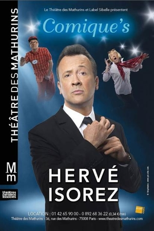 Profitez d'un très bon moment avec Hervé Isorez et Casting.fr