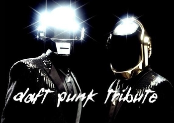 Les Daft Punk Tribute seront à Paris le 16 juin! Préparez vous pour une nuit blanche, casting.fr vous offre deux billets !