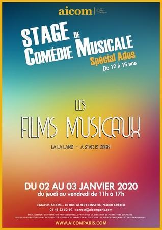 Vous voulez vous perfectionner en comédie musicale ? Casting.fr vous offre un stage à l'AICOM !