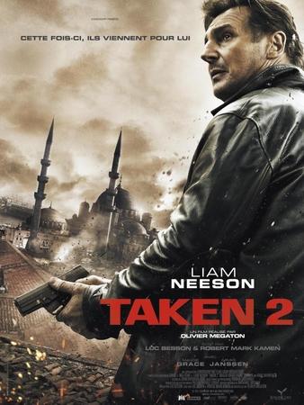Taken 2 : le film coup de poing de la rentrée : Cette fois-ci, ils viennent pour lui!