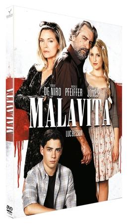 Sortie DVD : Malavita, un film joyeusement violent