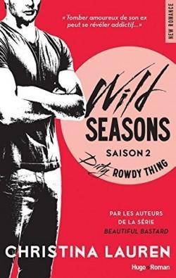 Après le Français c'est au tour du Canadien, le tome 2 de la saga: Wild Seasons est sorti