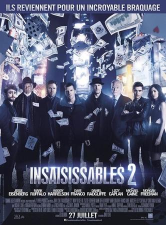 Insaisissable 2 au cinéma dès aujourd'hui, demandez vos places sur Casting.fr