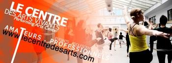Vivez votre passion avec casting.fr et remportez un stage d'exception au centre des Arts Vivants au coeur de Paris!